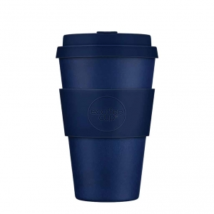 Bambuko puodelis Ecoffee cup Dark Energy  400ml